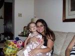 Maria Eduarda (minha irmãzinha) e Kiki